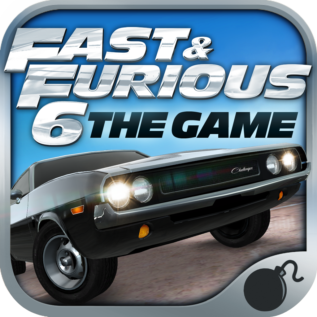 iPhone, iPad: »Fast & Furious 6: The Game«