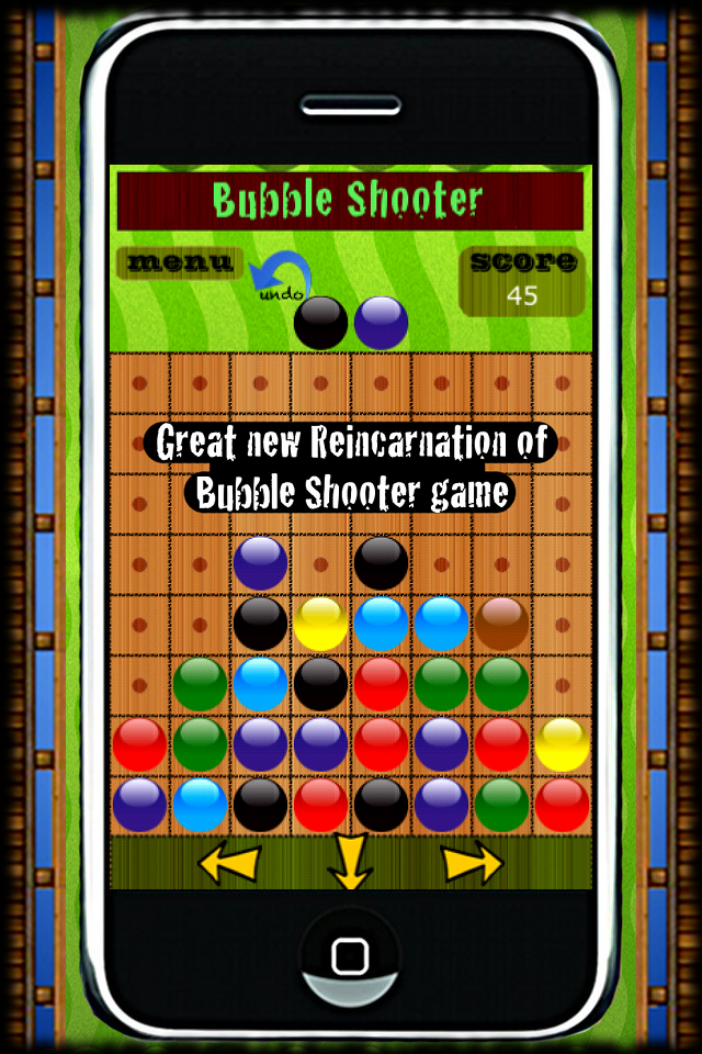 bubble shooter gratis 55