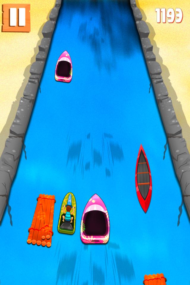 Screenshot Jet Ski Runner