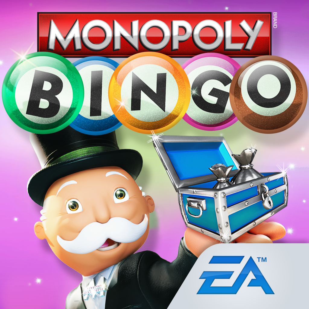 MONOPOLY Bingo iOS